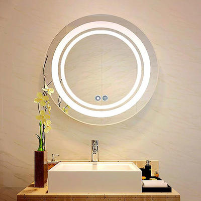 5mm multifunction anti fog mirror