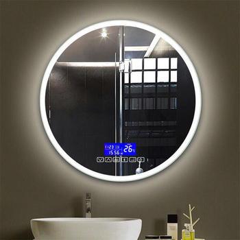 Smart anti fog mirrors steam resistant mirror