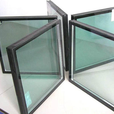 Ultra clear insulated tempered glass