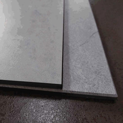 8 mm Marble Effect Glass Panels With Smooth Edges 5
