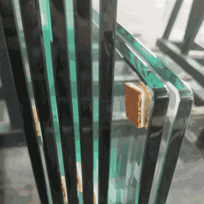 In-depth customized tempered glass panels