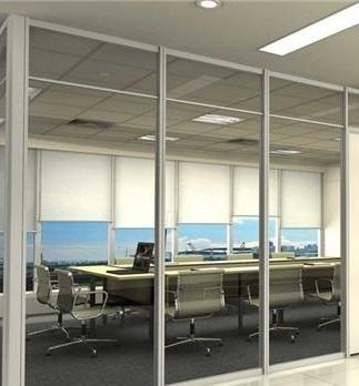 Office Curtain-Wall Glass & Office Partition Panels